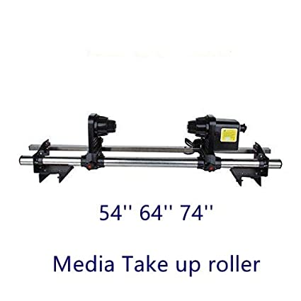 Pipes for Auto Media Take up Reel Paper Roller of Roland Epson Mutoh