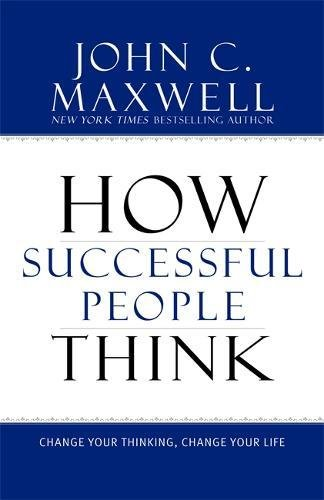 How Successful People Think Thinking product image