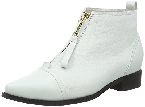 Mujer L Botas 170 Blanco Cortas The Blue Shoe Bear Anna qpBBTP