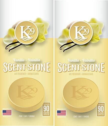 K29 Scents Vanilla Scent Stone (2Pack)