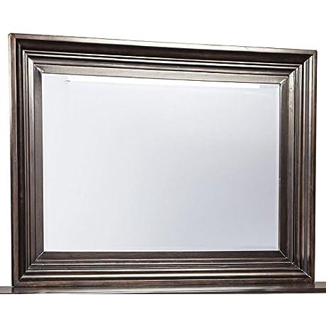 Signature Design By Ashley B643 36 Willenburg Birch Dresser Mirror Bedroom One Size