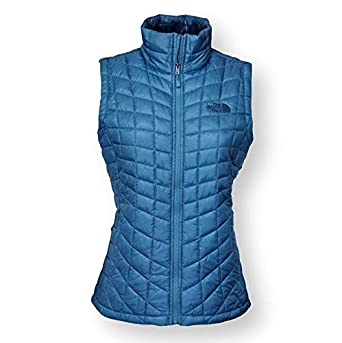 brand new quality popular brand Amazon.com: The North Face Women's Thermoball Full Zip Vest ...