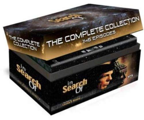 In Search Of...The Complete (146 Episodes) Leonard Nimoy) (Dvd Series Ufo Tv)