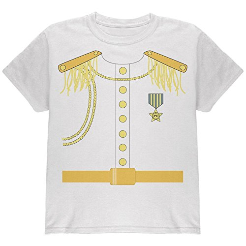 Prince Charming Youth Costume T-Shirt - Youth Small (Prince Charming Costume For Kids)