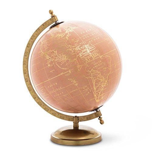 Abbott Collection 57-LATITUDE-01 Globe On Stand -