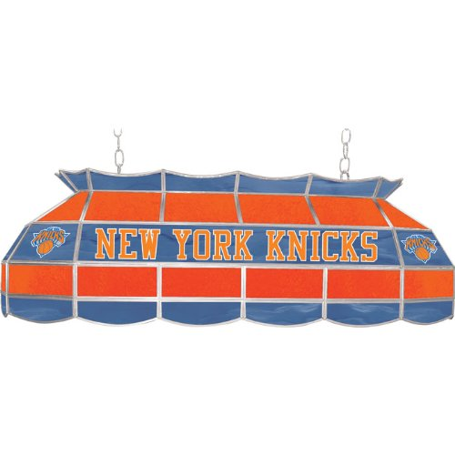 NBA New York Knicks Tiffany Gameroom Lamp, 40'' by Trademark Gameroom