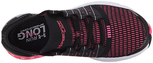 Women's Armour Speedform MSV Penta M Black US Blk Europa Pink Running Shoe Under Ptp H5WnTBfW