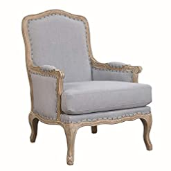 Farmhouse Accent Chairs Picket House Furnishings Regal Accent Chair Light Blue farmhouse accent chairs