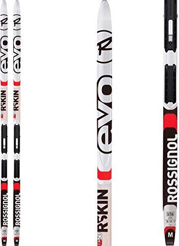 Rossignol R-Skin Evolution IFP Mens XC Skis w/Control Step-in Bindings XC Ski Package Mens