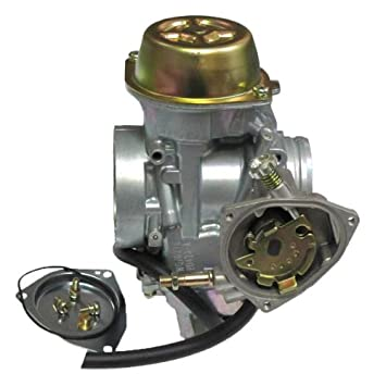 Amazon com: Caltric Carburetor Fits Yamaha RHINO 660 YFM660