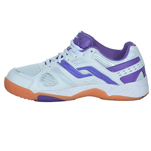 Pro Per Indoor Scape Rebel Donna Touch 000 Schuh Damen Sport Bianco purple weiß HOXwqxBHrZ