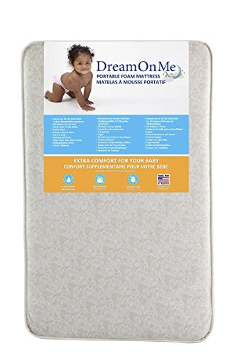 Dream On Me Foam Pack and Play Mattress (N/a Mattress Pads)