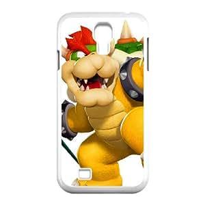 Samsung Galaxy S4 9500 Cell Phone Case White_Super Smash Bros Bowser_010 Xjuam