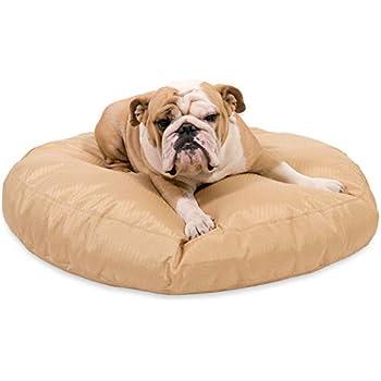 Amazon.com : K9 Ballistics Round Dog Bed Medium Nearly