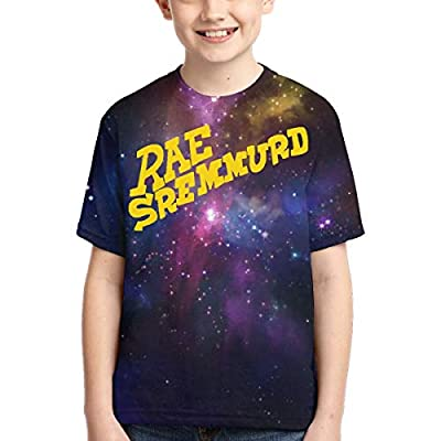 Allan-li Boys,Girls,Youth Rae Sremmurd T Shirt