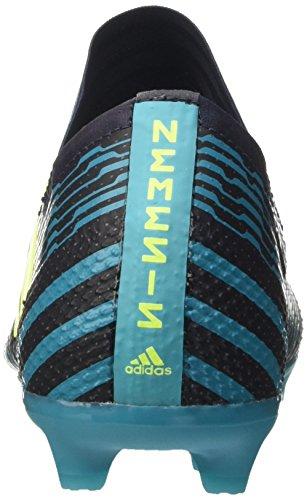 adidas Mädchen Nemeziz 7 Fg J Fußballschuhe Mehrfarbig (Legend Ink /solar Yellow/energy Blue )