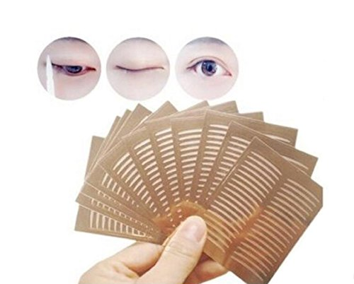 180Pairs(360pcs) Invisible Beauty Double Eyelid Tape Stickers Instant Eyelid Lift Without Surgery Medical Grade Latex Free Hypoallergenic Perfect for Hooded Droopy Uneven Mono-eyelids (Lift Surgery Eyelid)
