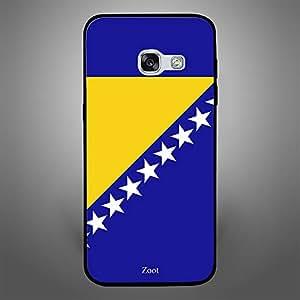 Samsung Galaxy A3 2017 Bosnia Flag