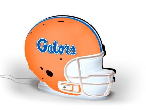 NCAA Florida Gators LED-Lit Football Helmet