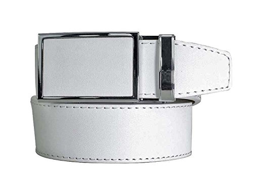 Nexbelt Rachet System Technology - Go-In! Avalanche The Belt with No Holes, Precise Fit, Mens Golf Belt With Slide Function