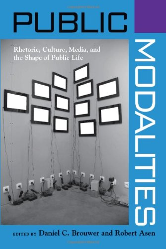 Book cover from Public Modalities (Albma Rhetoric Cult & Soc Crit) by Stephen D. King