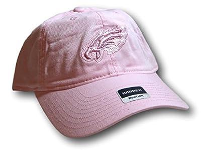 Philadelphia Eagles Women's Pink Tonal Adjustable Hat Lid Cap