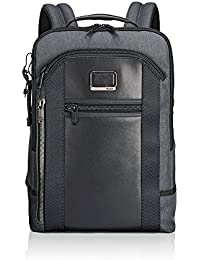 Men's Alpha Bravo Davis Backpack, Anthracite