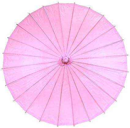 gro/ß boyAgirl Regenschirm aus /Ölpapier bunt