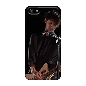 Iphone 5/5s ITV19707RYUs Customized Lifelike Red Hot Chili Peppers Skin Bumper Hard Cell-phone Case -KennethKaczmarek
