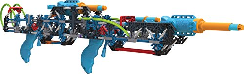 K'NEX K-FORCE ‒ Mega Boom Building Set – 335 Pieces – Ages 8+ Engineering Education Toy