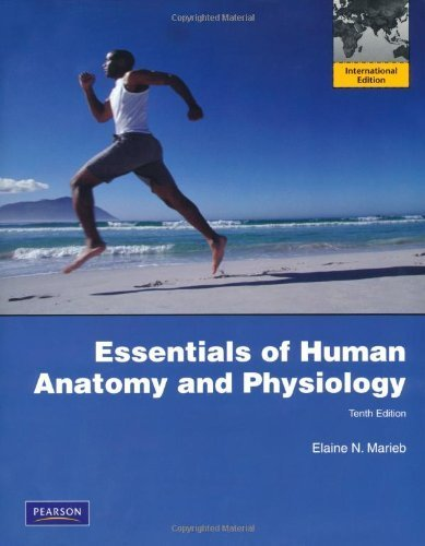 Download Essentials of Human Anatomy and Physiology with Essentials of Interactive Physiology CD-ROM by Elaine N. Marieb (2010-12-17) ebook
