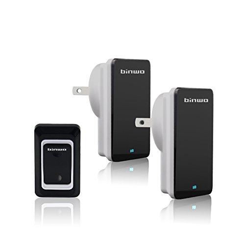 Binwo Wireless Doorbell, Waterproof Door - Replacement Plug Button Kit Shopping Results