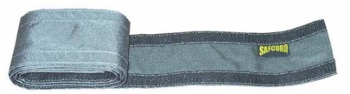 SafCord Cord Cover - 3'' wide x 30' long, Black by Safcord