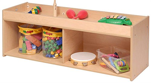 Steffy Wood Products Toddler Storage with Mirror Back by Steffy Wood Products, Inc.