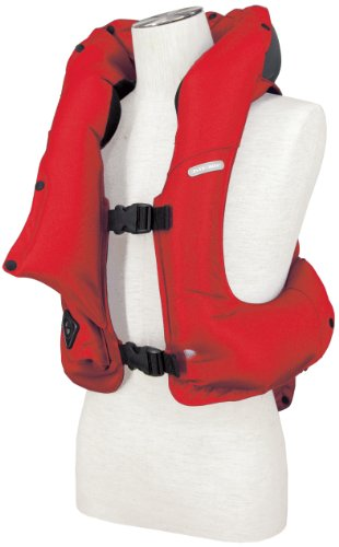 Hit-Air inflatable airbag vest Equestrian Model SV2 Red