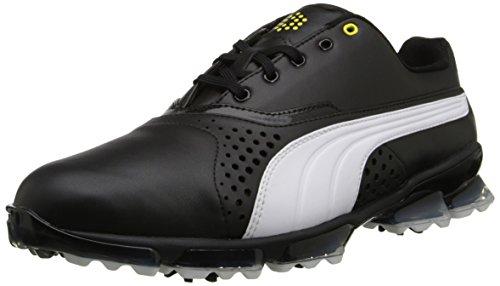 White Black Titantour Black Golfschuh Golfschuh Puma Puma Titantour 0nFHq