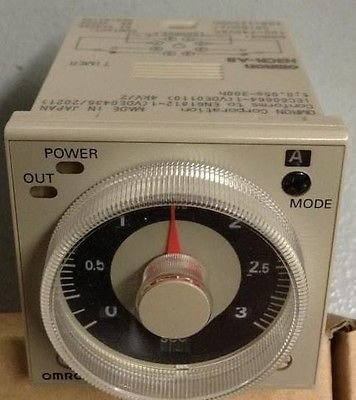OMRON H3CR-A8 Solid-state Multi-functional Timers T23325