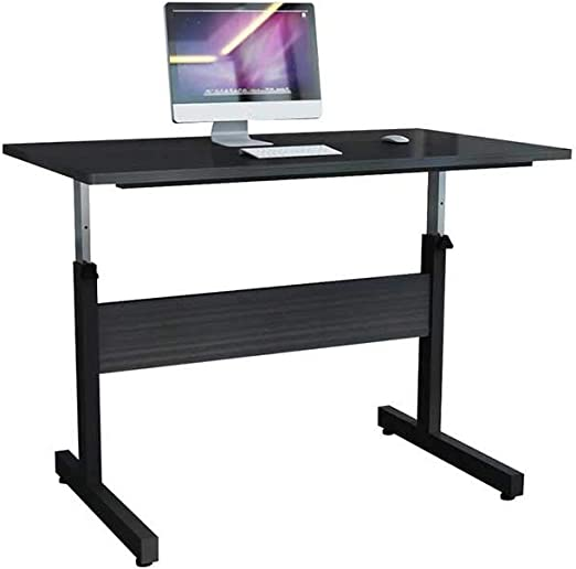 YIXINY Mesa Poder Ajustar Subir Soltar Doblez Casa Computadora ...