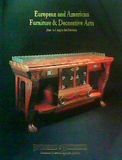 European and American Tackle & Decorative Arts (June, 7 & 8, 1995 in San Francisco)