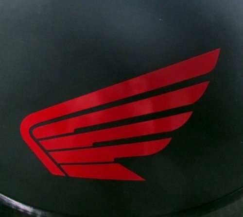 Red Reflective Powersport Wing - 3