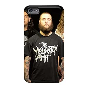 Great Hard Cell-phone Cases For Iphone 6 With Support Your Personal Customized Realistic Cannibal Corpse Band Series InesWeldon