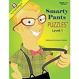 Smarty Pants Puzzles™ Level 1, Grades 3-12+