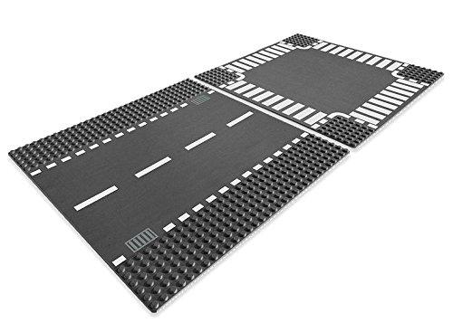 LEGO City Straight Track Crossroad