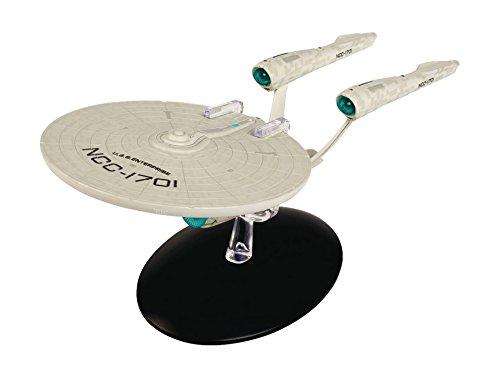 (Star Trek USS Enterprise (Star Trek Beyond) Model with Magazine Special #20 by Eaglemoss)