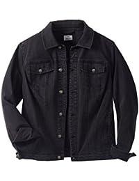 Amazon Com Blacks Denim Lightweight Jackets Clothing Shoes