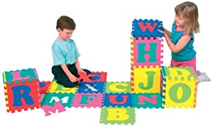 Wonderfoam® Alphabet Puzzle Mat by Chenille Kraft