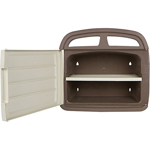 Garden Hose Holder By The Relaxed Gardener Wall Mount With Customizable Storage Cabinet Your