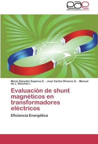 Evaluación de shunt magnéticos en transformadores eléctricos: Eficiencia Energética (Spanish Edition)
