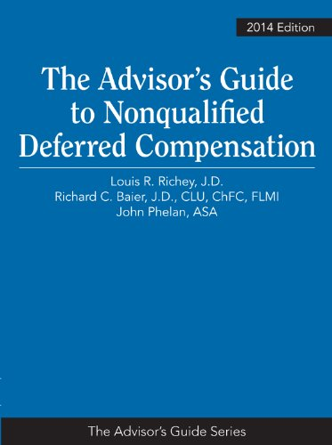 Advisor's Guide to Nonqualified Deferred Compensation