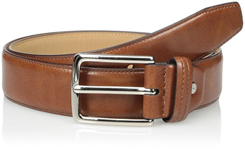 Dockers Men's Drop-edge Belt,Tan,32